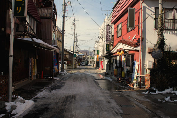 After the busy streets of Tokyo, this was a peaceful contrast.