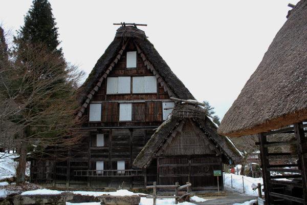 Hida Folk Village, Takayama